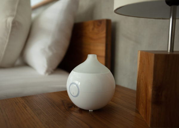 Villa ABSOLUTE – Essential oil diffusers in every room