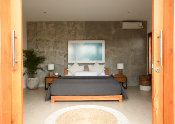 Villa ABSOLUTE - View of the Prana room